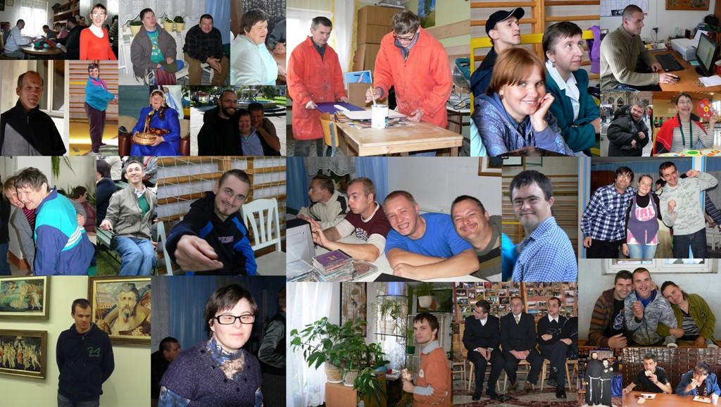 Warsztat Terapii Zajęciowej przy Parafii Rzymskokatolickiej w Kałkowie-Godowie