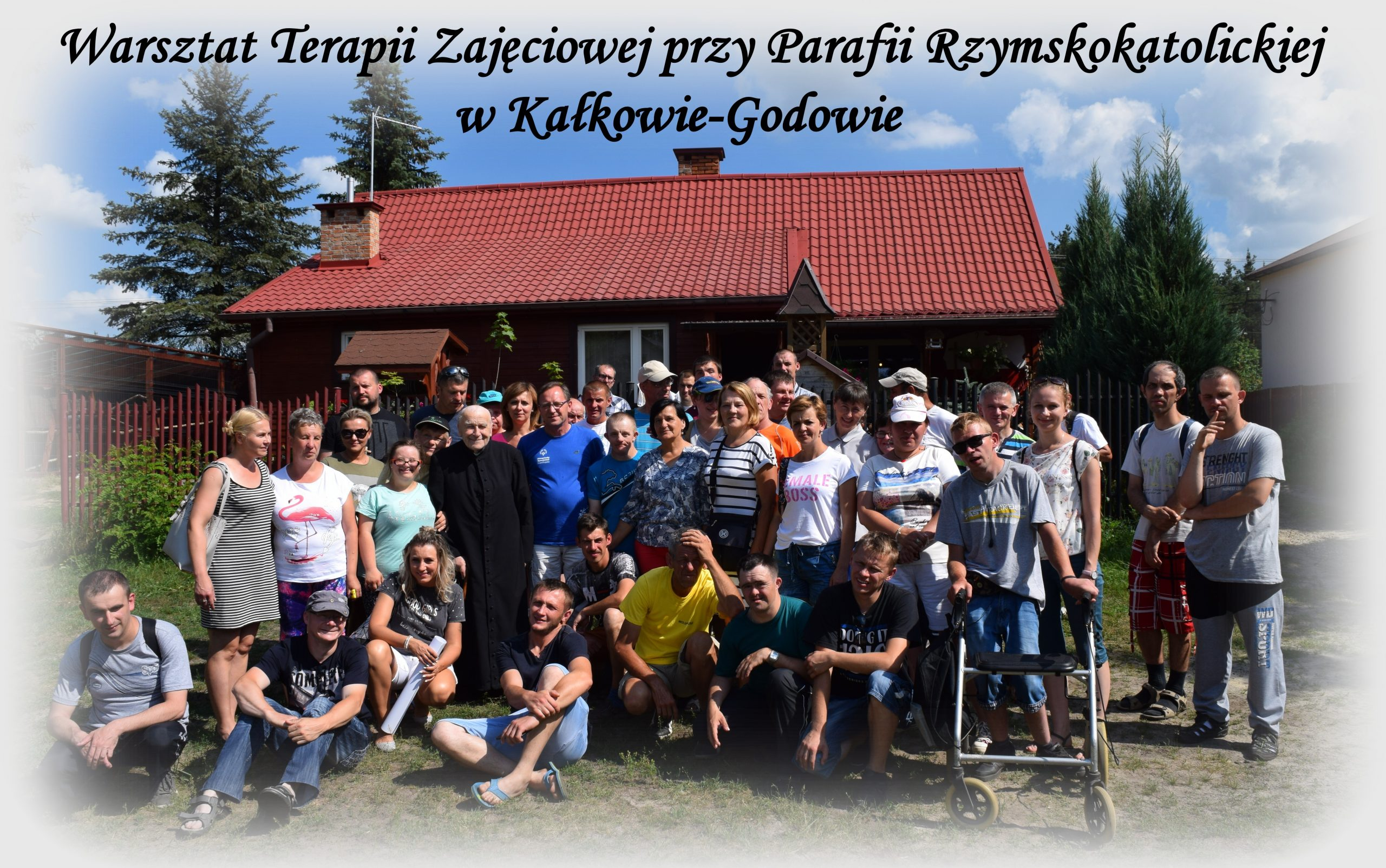 Warsztat Terapii Zajęciowej przy Parafii Rzymskokatolickiej w Kałkowie – Godowie